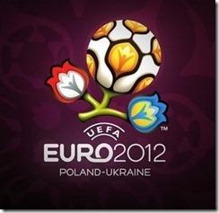 Euro 2012 Logo June 19 2012