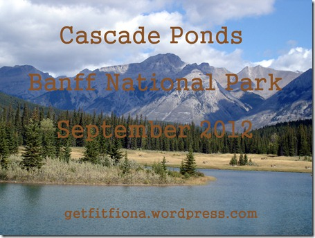 Cascade Ponds Banff September 17 2011 (12)