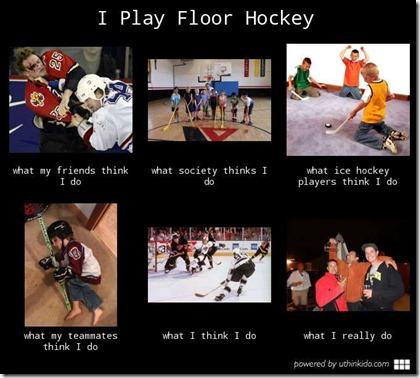 Floor Hockey September 9 2012
