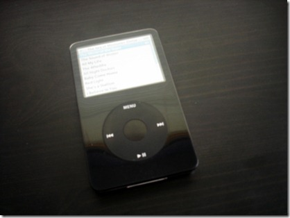 iPod September 3 2012