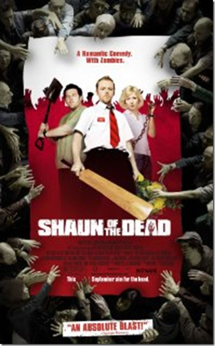 Shaun of the Dead September 25 2012