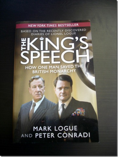 The King's Speech January 23 2013