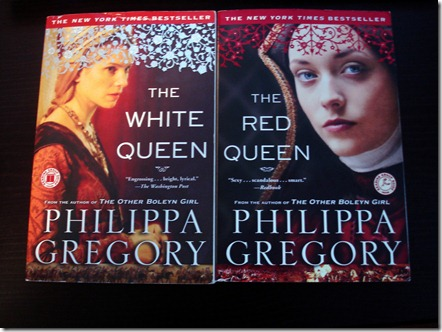 The White Queen The Red Queen November 26 2012