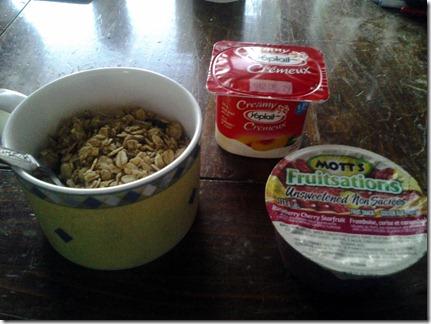 WIAW Breakfast November 28 2012