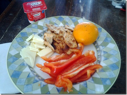 WIAW Lunch November 28 2012