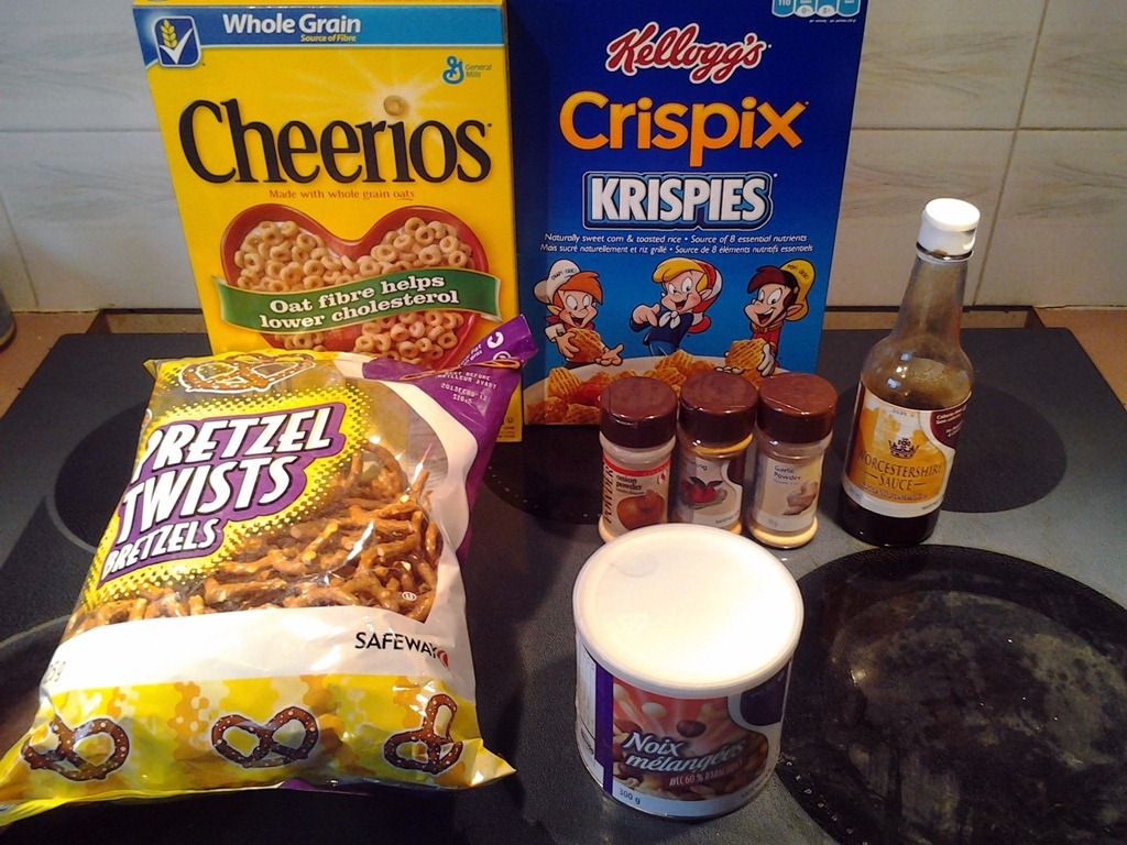 Cereal Snack Mix | Get Fit Fiona