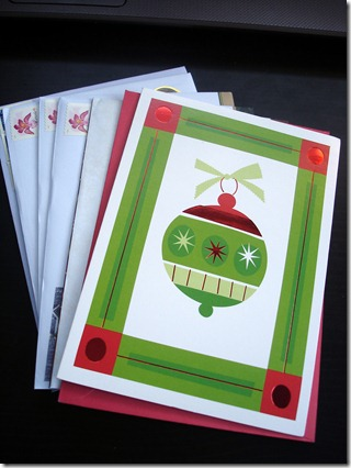 Christmas Cards December 21 2012