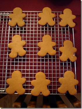 Gingerbread Cookies December 6 2012 (6)