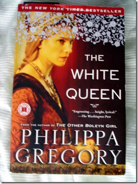 The White Queen by Phillipa Gregory