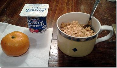 WIAW Breakfast December 12 2012