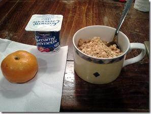 WIAW Breakfast December 19 2012