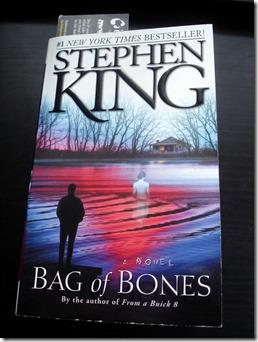 Bag of Bones January 14 2012
