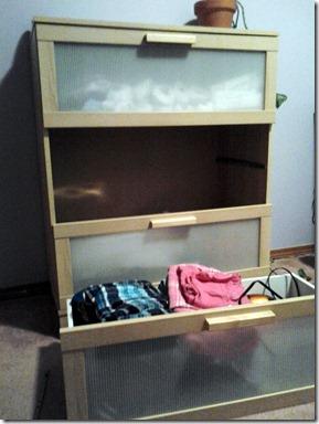 Broken Dresser January 25 2013