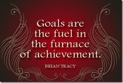 January Goals 2013