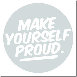 Make Yourself Proud January 1 2012