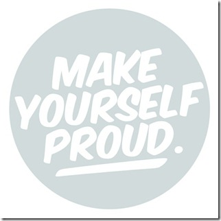 Make Yourself Proud January 1 2012
