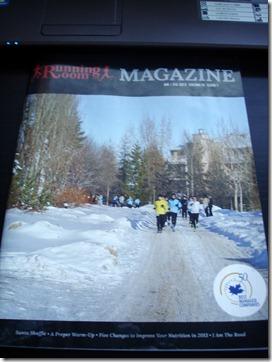 Running Room Magazine January 25 2013