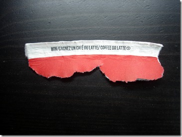 Roll Up the Rim to Win February 23 2013