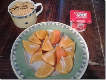 WIAW Breakfast February 27 2013