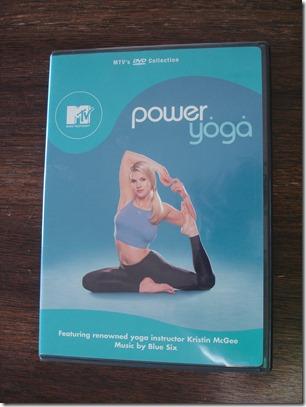 Power Yoga DVD