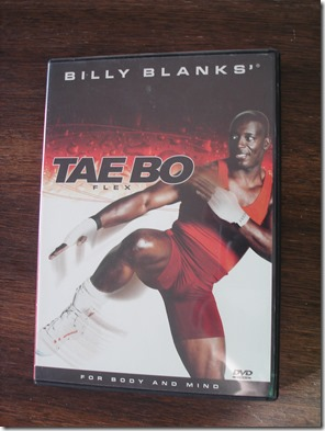 Tae Bo Flex DVD