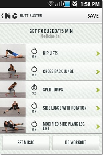 Weekly Workouts March 2 2013